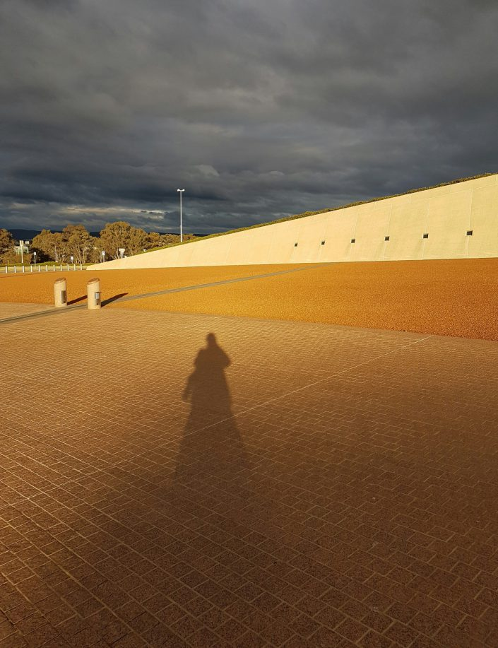 Shadow Selfie © Jennifer Baird // Category: Architecture/Cityscape // Australia