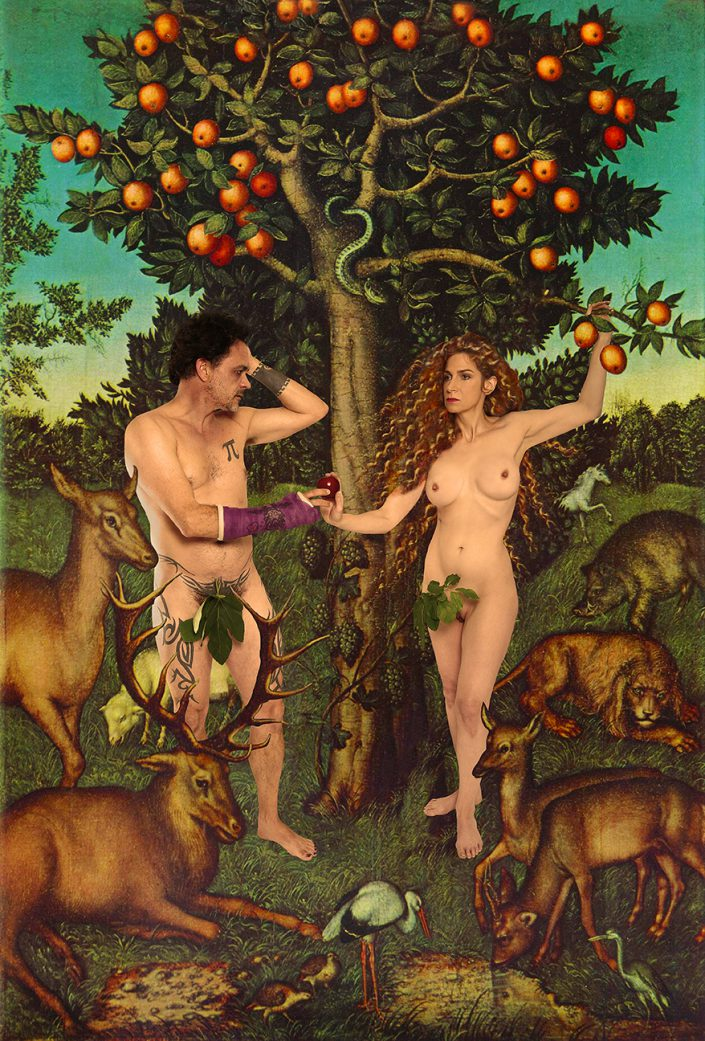 Adam and Eve © SameSource // Category: Nudes // USA