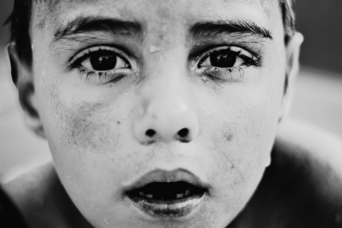 Growing Teeth © Felicia Simion // Category: People/Portraits // Romania